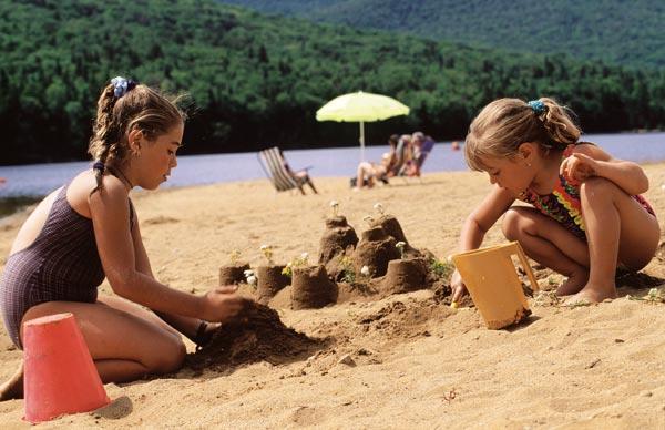 Playas Para Ir De Vacaciones Con Los Niños